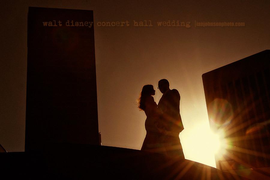 Walt Disney Concert Wedding